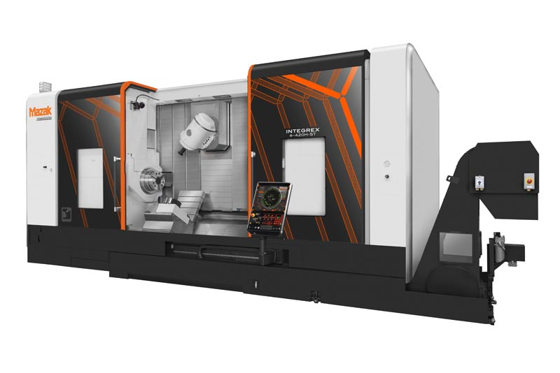 New CNC Machines represent a massive investment
