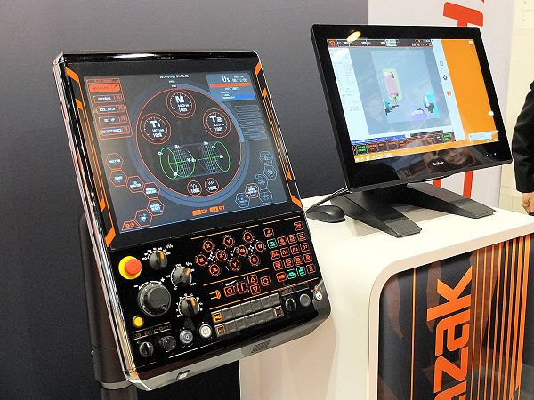 CNC Training Mazak