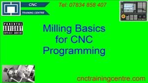 CNC Classroom Training Courses