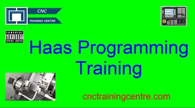 Haas Programming