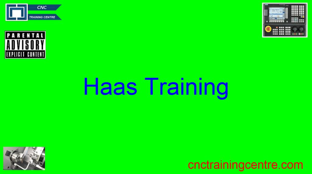 Haas Training