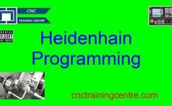 Heidenhain Programming