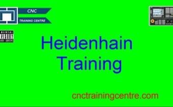 Heidenhain Training