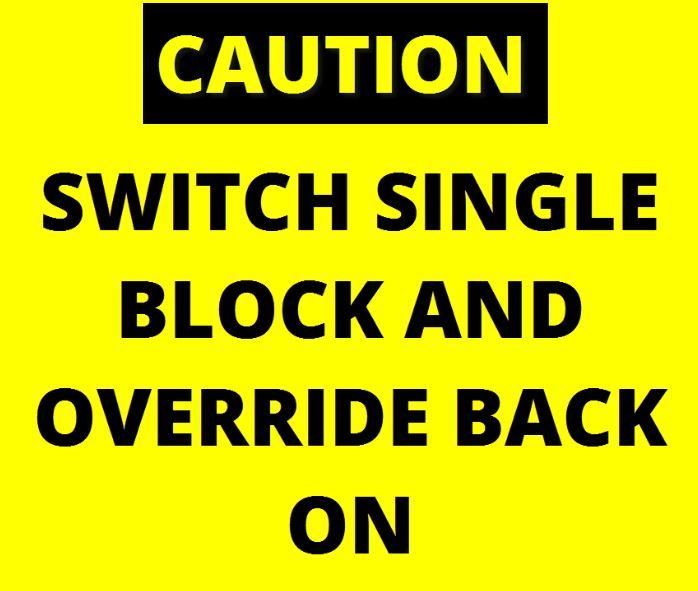 CautionSwitchSingleBlock