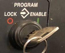 Offset Keylock Fanuc Parameter