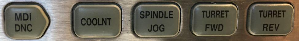Haas Jog Spindle Speed