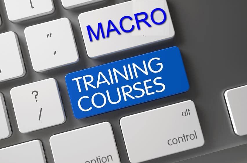 Macro Programming Course