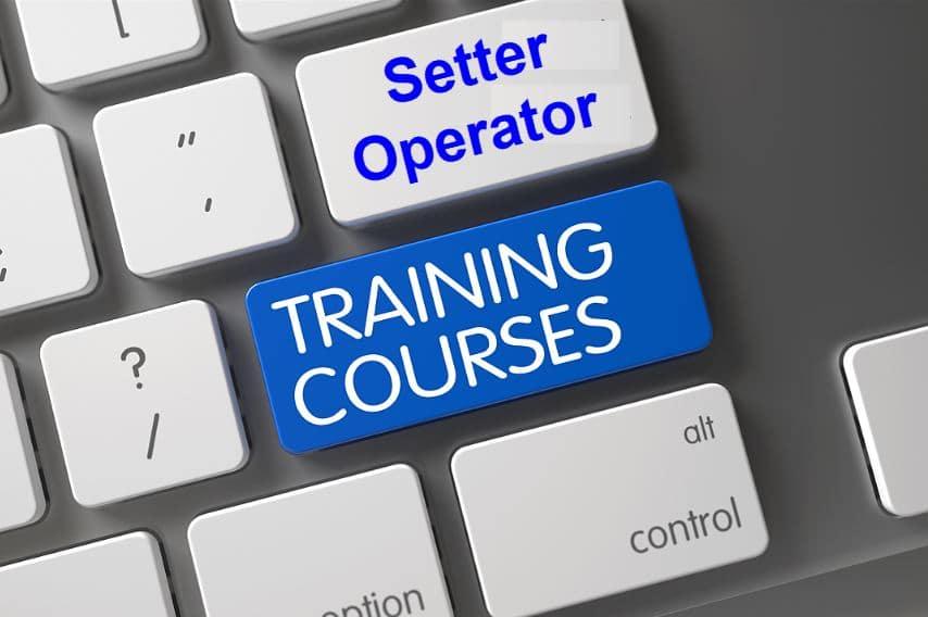 Setter Operator Milling
