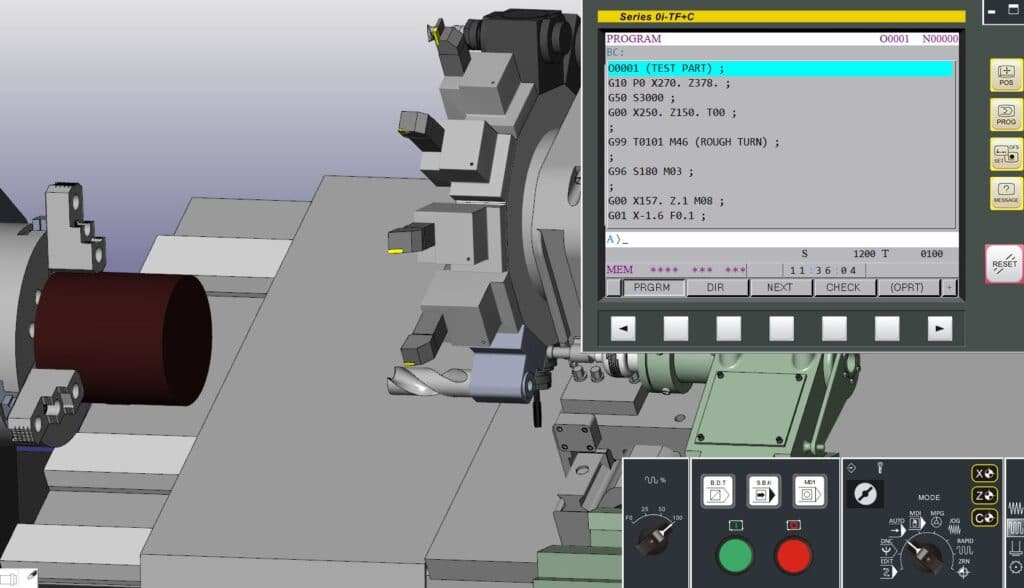 CNC Turning Operator Course