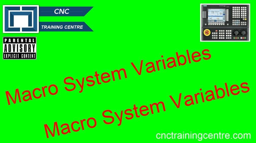 Macro System Variables