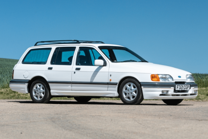 Ford Sierra Estate car from the 1980's